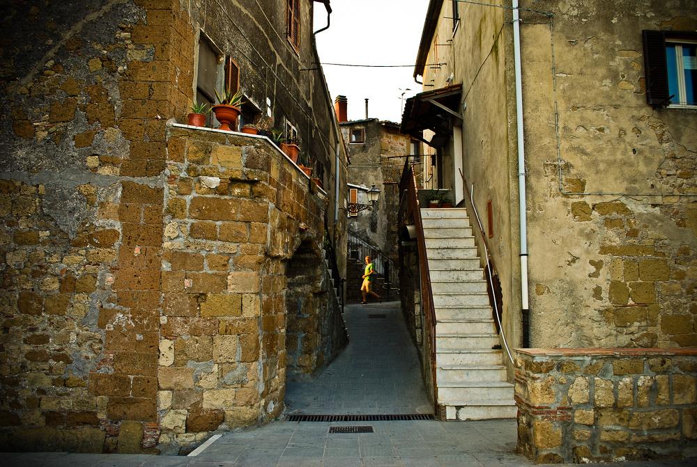 toscana-pitigliano -- Toscana, Pitigliano